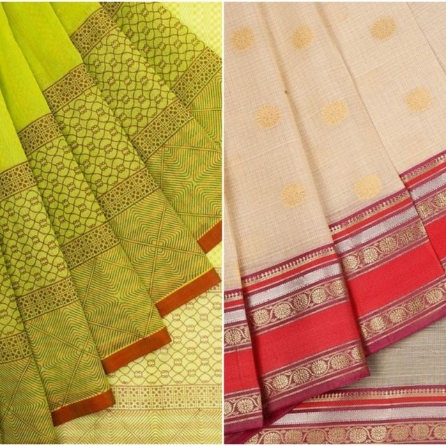 Going ethnic? Do it with the royal elegance of authentic Indian handlooms!