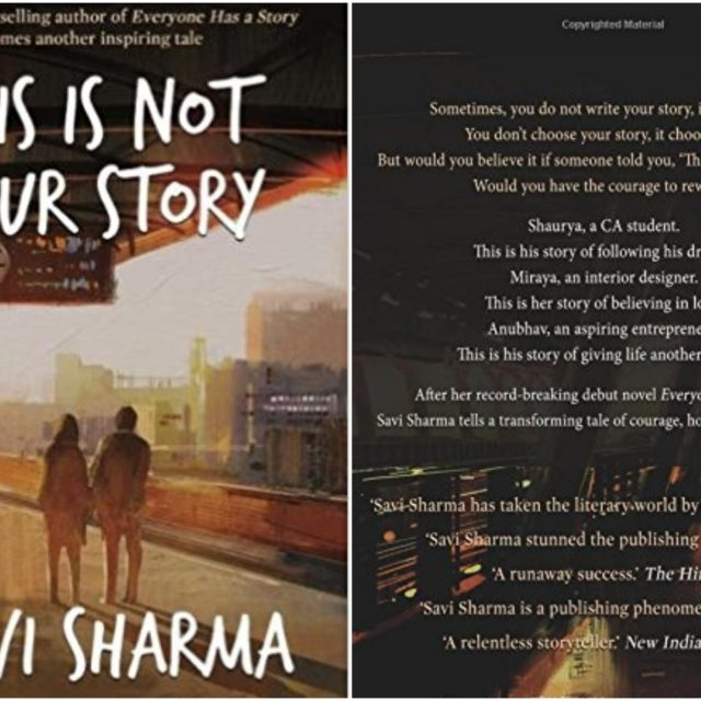 This Is Not Your Story - Book Review