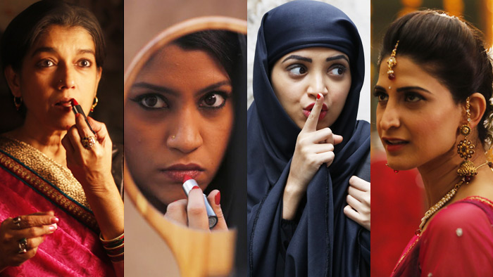 Lipstick Under My Burkha Review: Expression of reality, hidden desires, & natural whims!