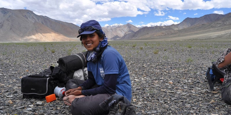 Q & A with mountaineer Ishani Sawant who made India proud at UIAA Global Youth Summit!