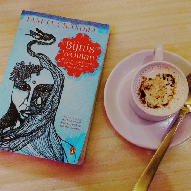 Book Review: Bjinis Woman by Tanuja Chandra is an entertaining rollercoaster ride!