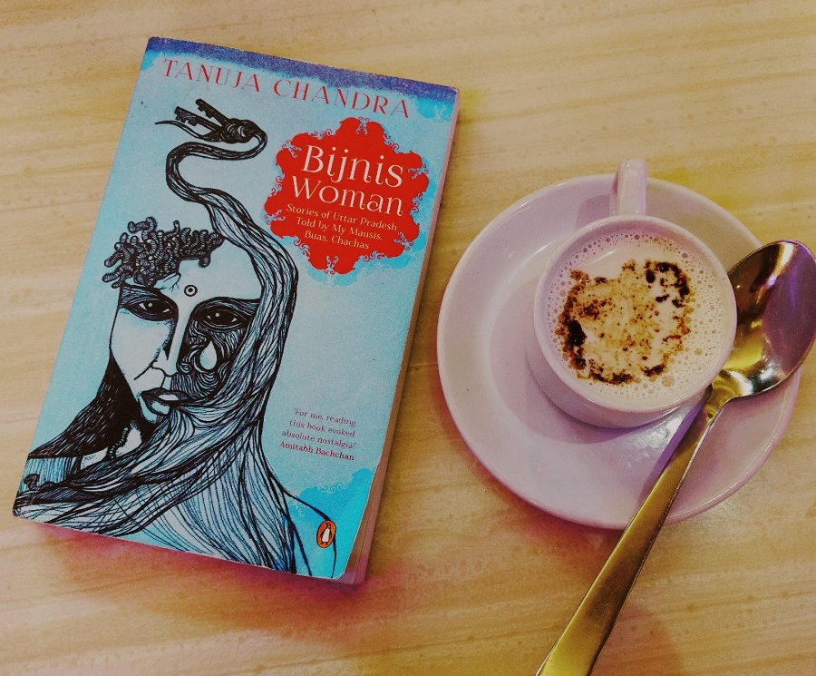 Bijnis Woman by Tanuraj Chandra, Book Review