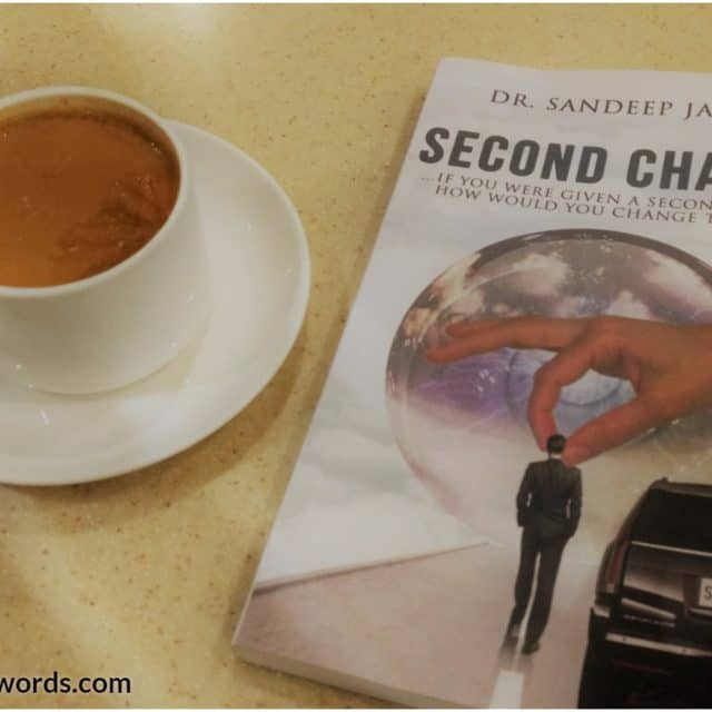 Book Review: Second Chance by Dr. Sandeep Jatwa | Book Blog